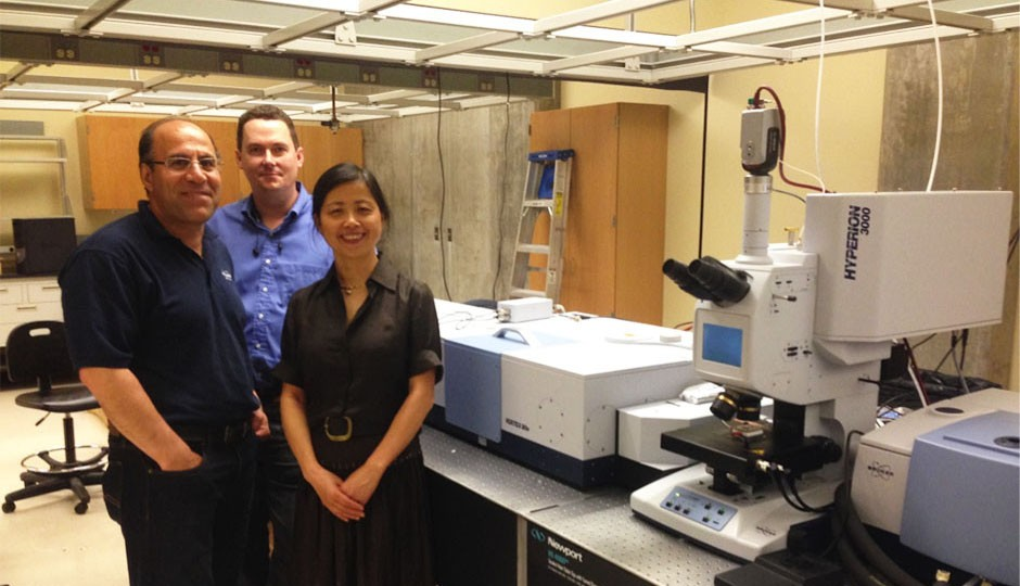 first-and-last-FTIR-Bruker-made